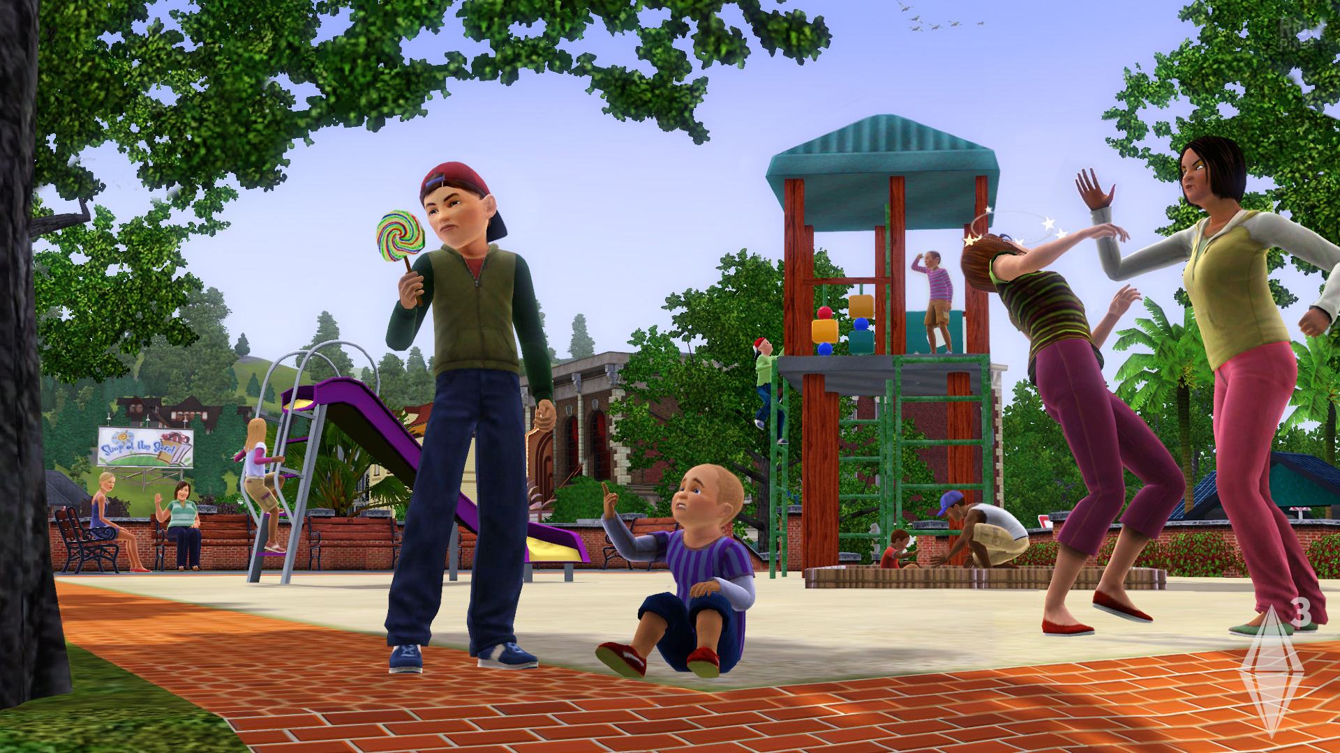 play sims 3 online for free now no downloads