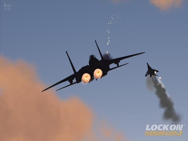 Скриншот 18 из Lock On: Горячие скалы 2 / Lock On: Flaming Cliffs