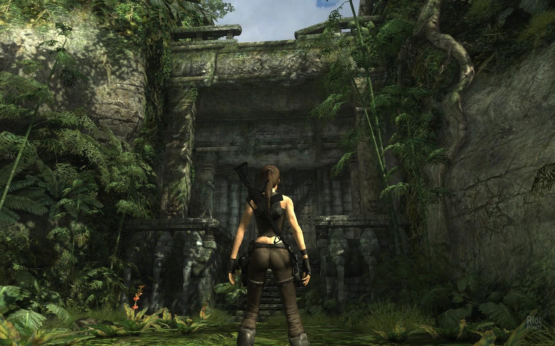 Tomb Raider: Underworld. Complete Edition [2008|Rus]