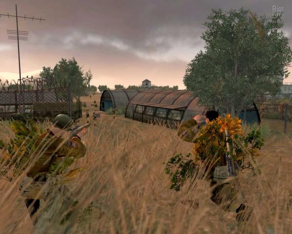1С и компания Best Way анонсировали игру В тылу врага 2: Лис