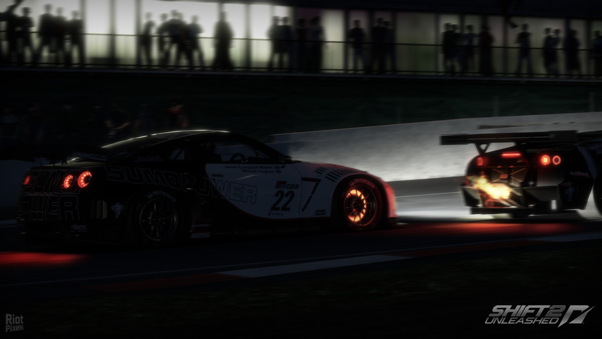 Скриншот игры Need for Speed: Shift 2 Unleashed. Ключ активации.