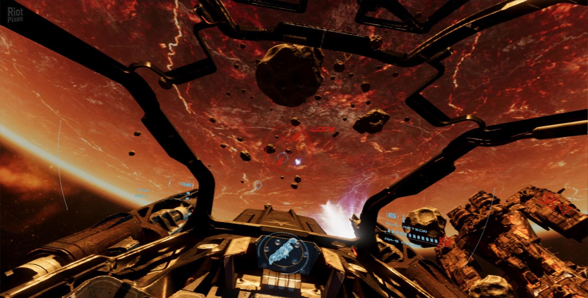 End Space VR - game screenshots at Riot Pixels, images