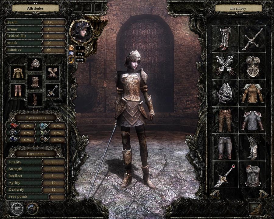 Системные требования для игры Disciples III: Renaissance. Читы, коды, паро