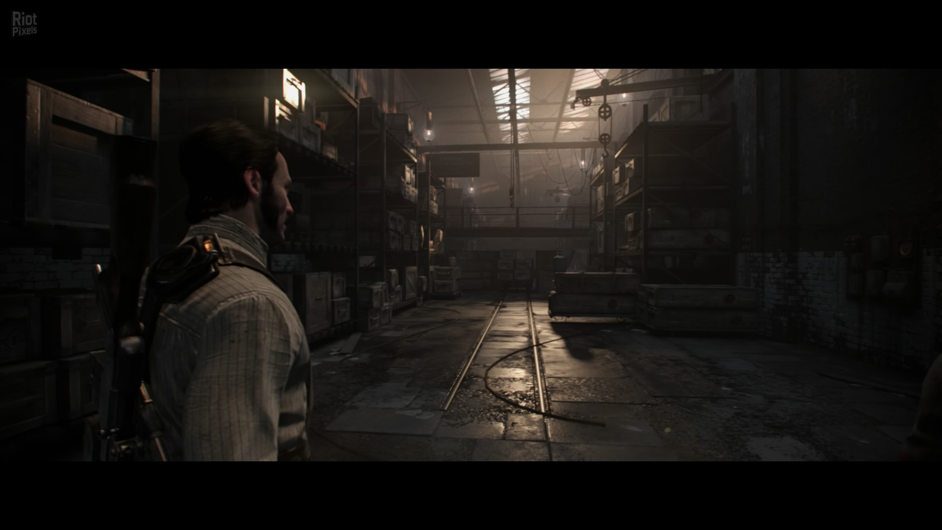 The Order 1886 [EUR] [2015|Rus|Eng]