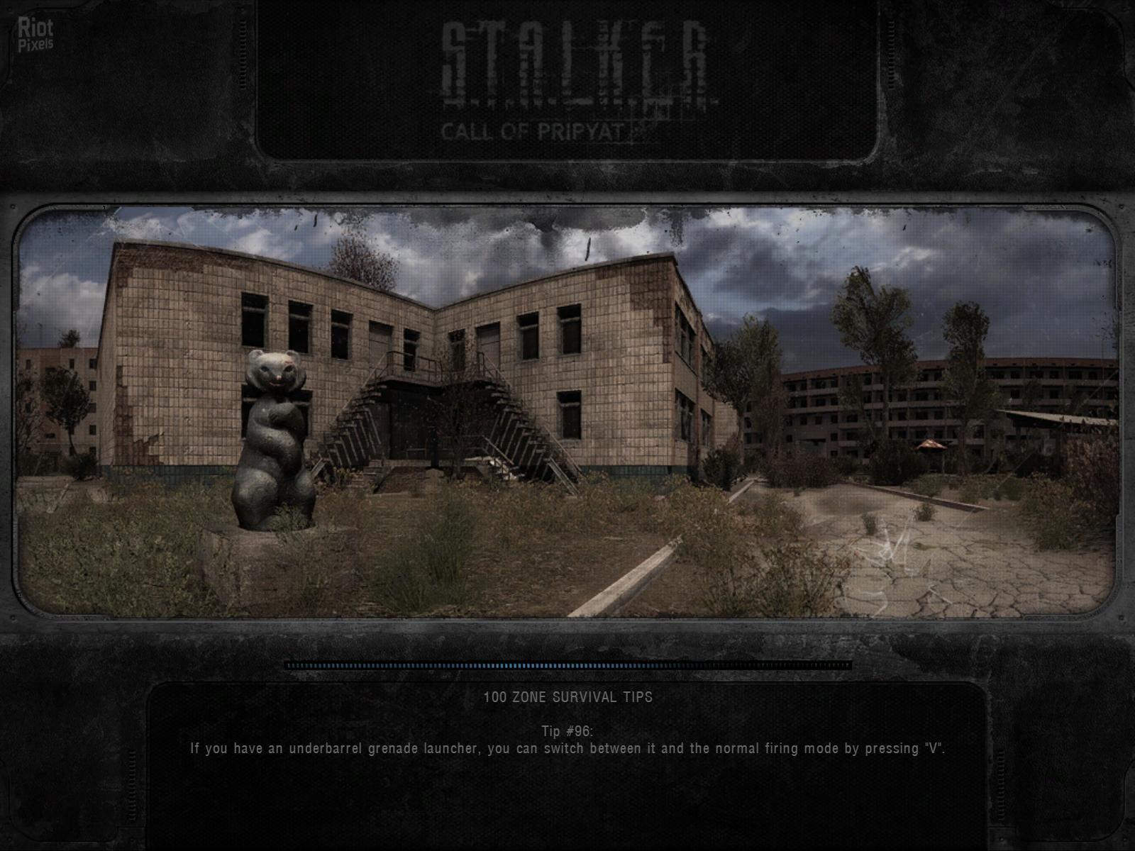 Сталкер зов припять как сделать чтобы была хорошая концовка 705