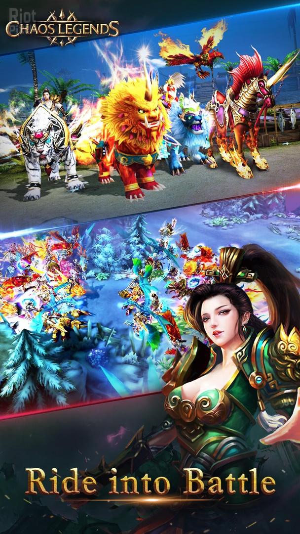 天子- 游戏宣传图片在riot pixels上
