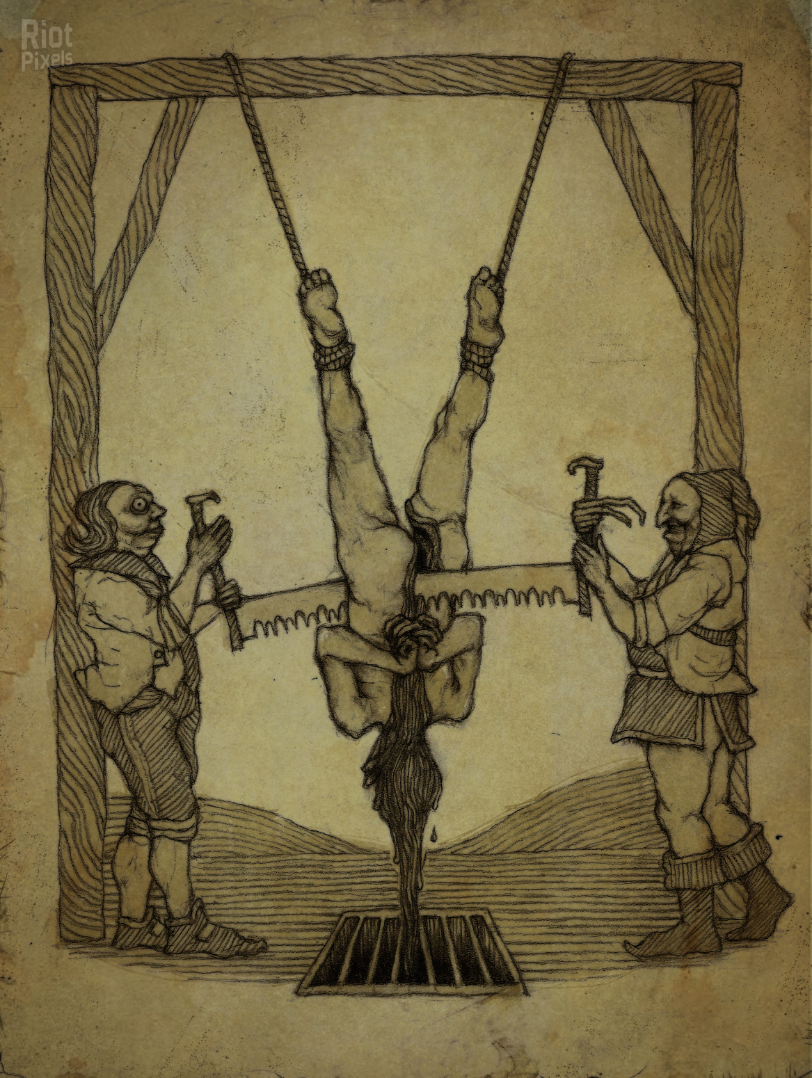 Пытки женщин иглами 15 фотография