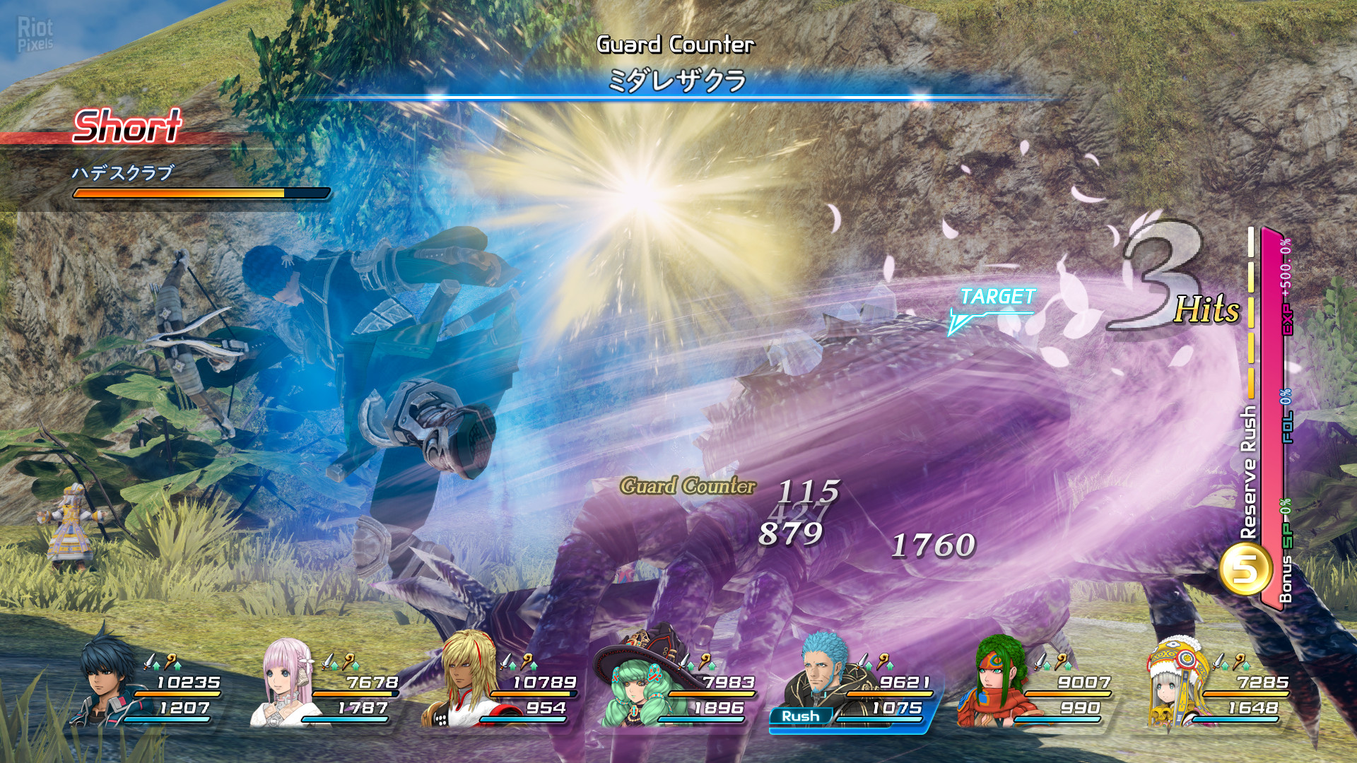 Star Ocean: Integrity and Faithlessness [EUR] [2016|Eng]