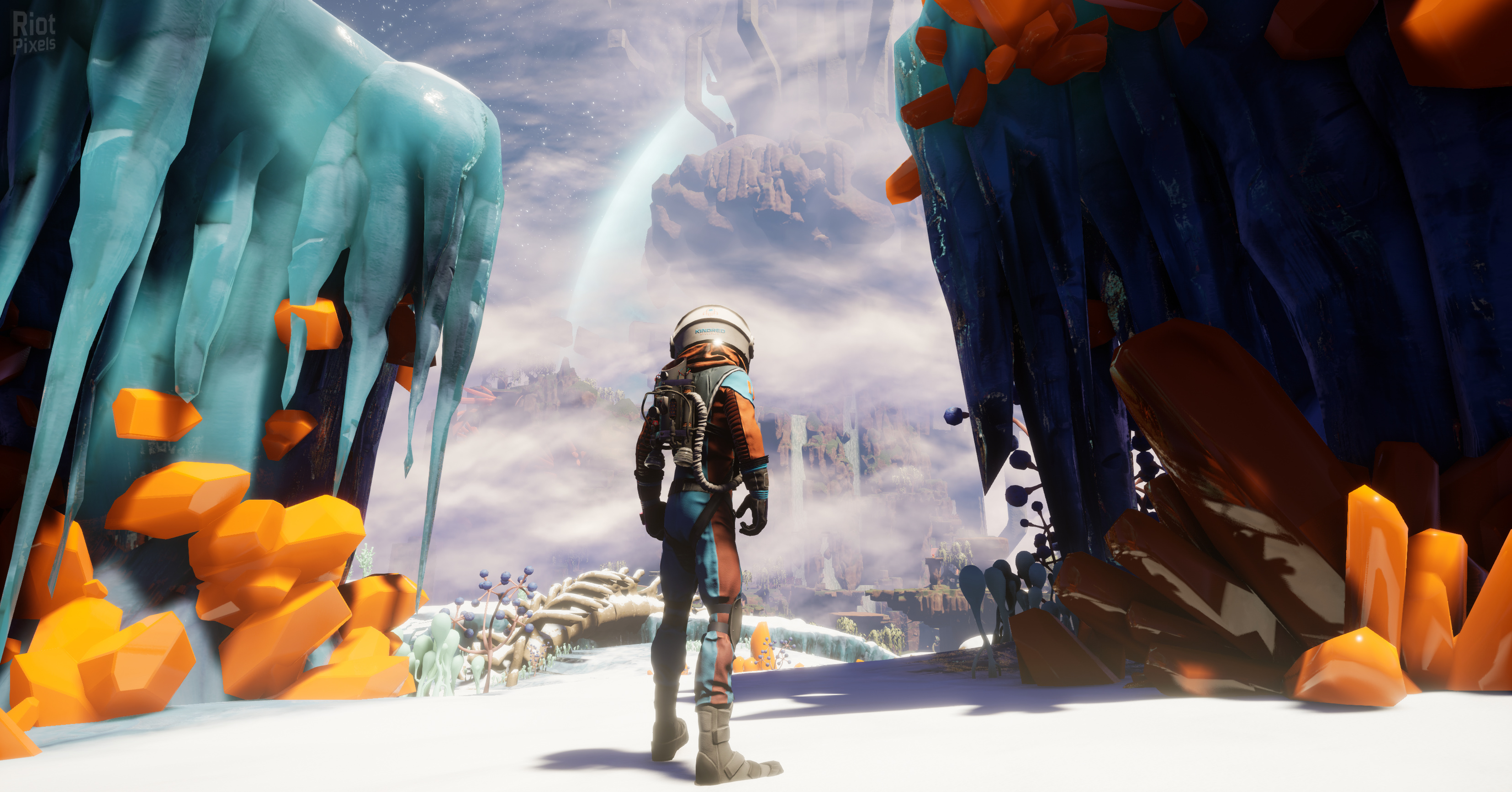 Journey to the Savage Planet [2020|Rus|Eng|Multi11]