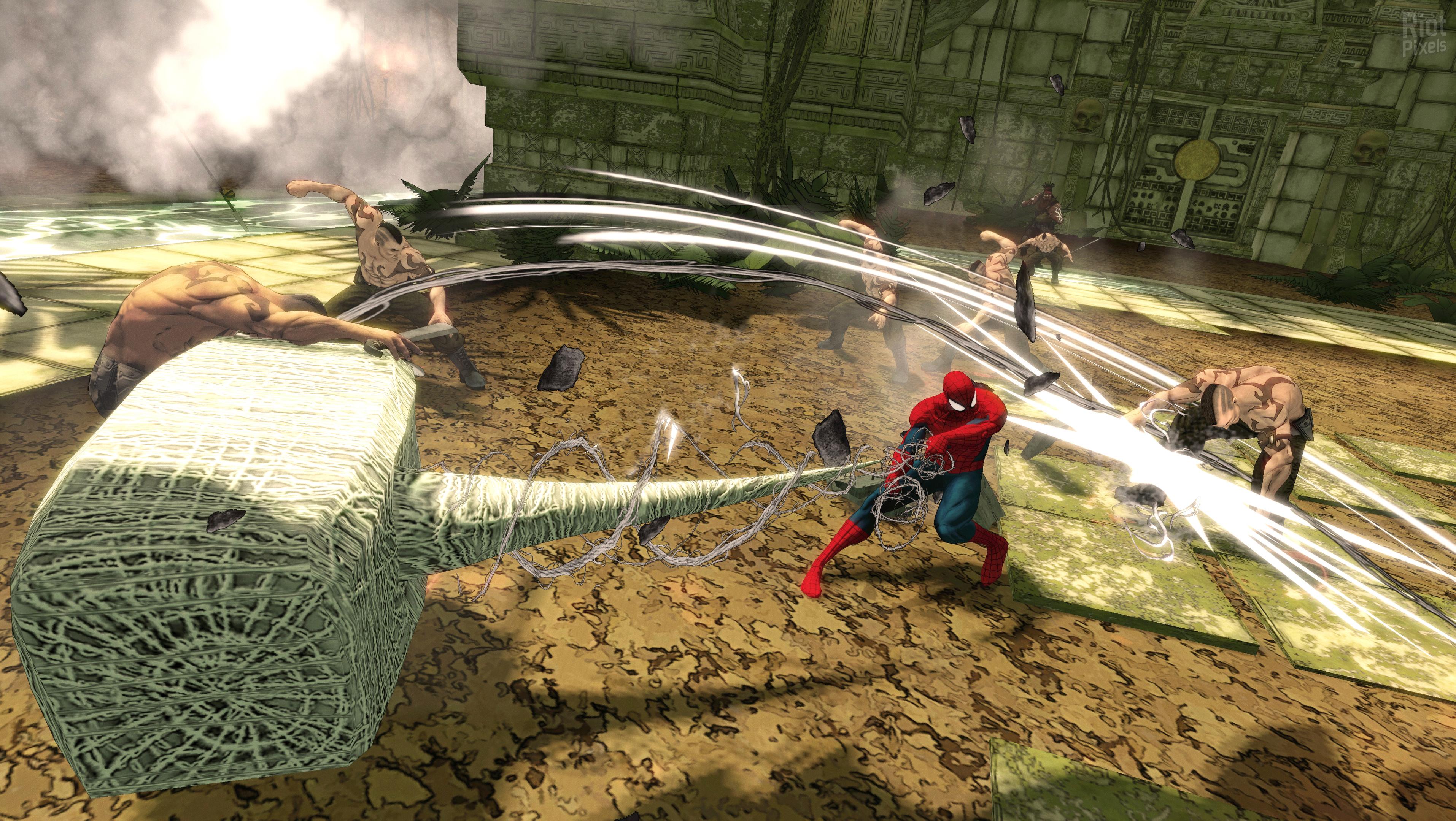 новый человек паук 2 торрент игра андроид