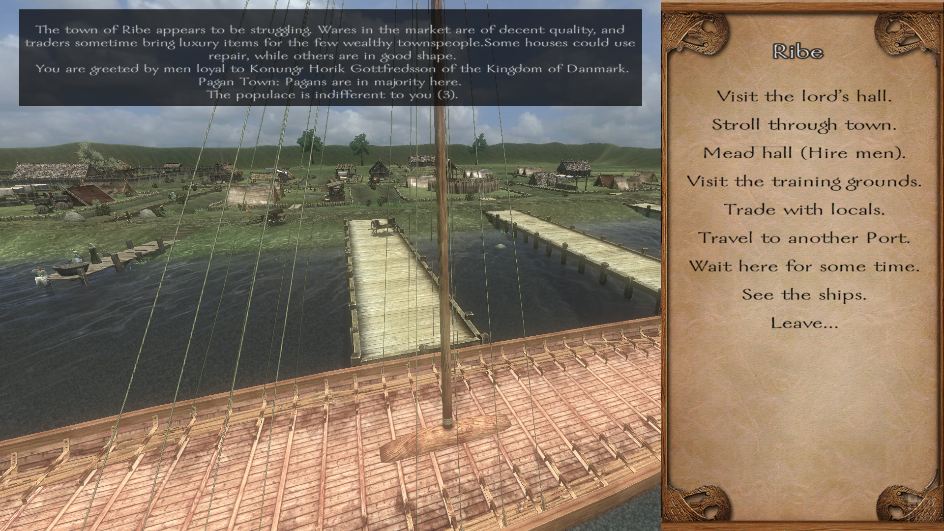Mount & Blade: Warband - Viking Conquest - game screenshots
