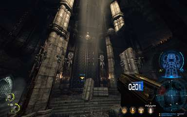 Space Hulk: Deathwing - game screenshots at Riot Pixels, images