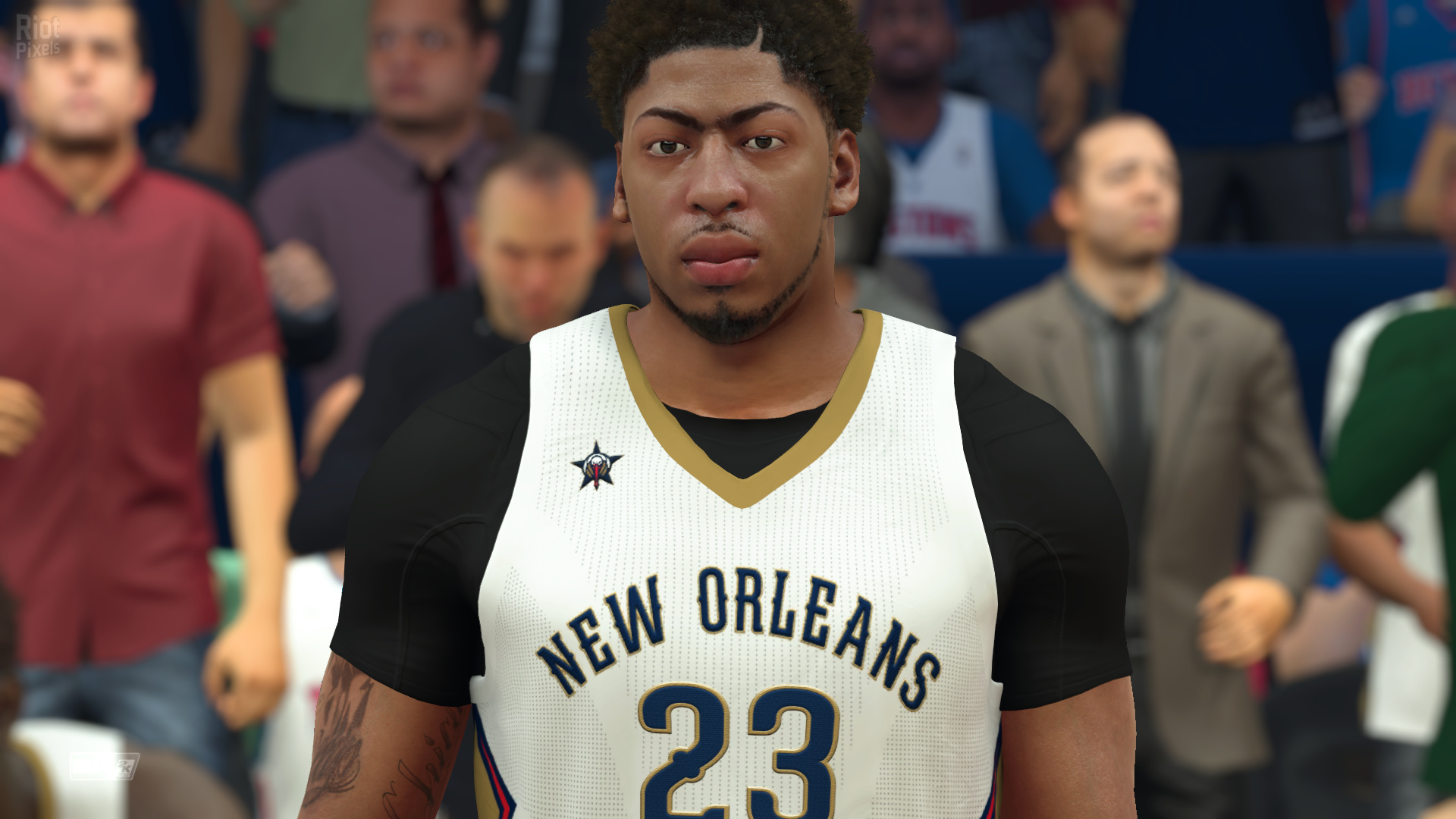 NBA 2K17 [USA] [2016|Eng]