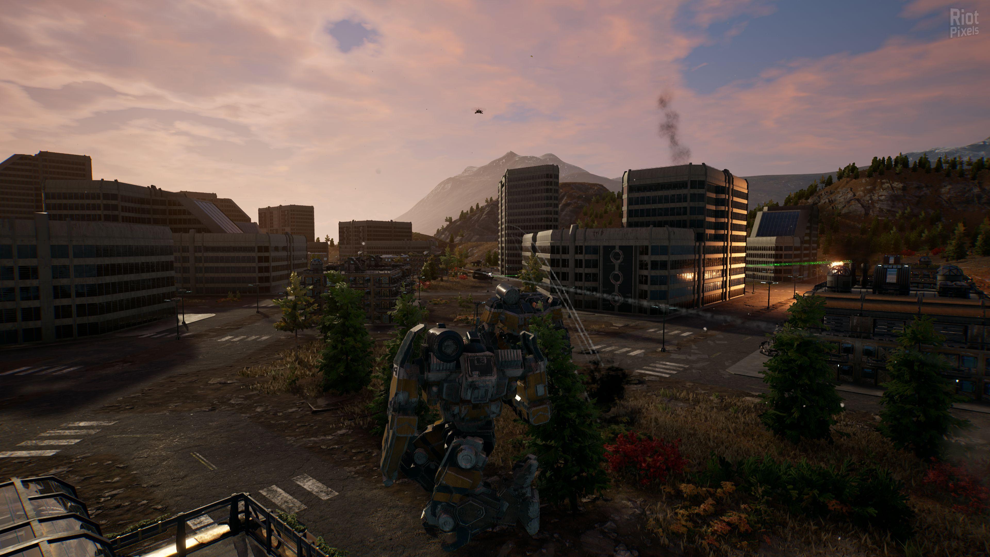 MechWarrior 5: Mercenaries [2019|Rus|Eng|Multi4]
