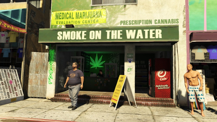 игра Grand Theft Auto 5  PlayGroundru