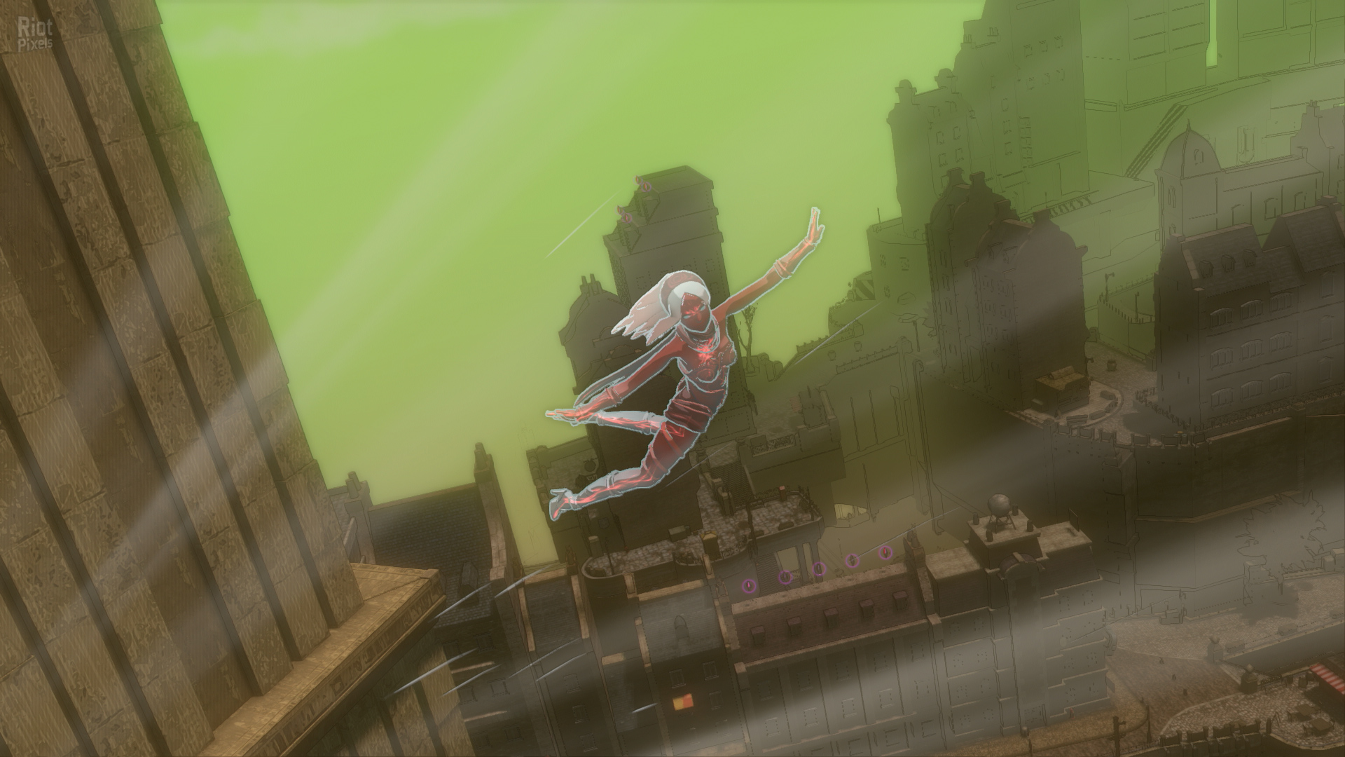 Gravity Rush Remastered [EUR] [2015|Rus|Eng]