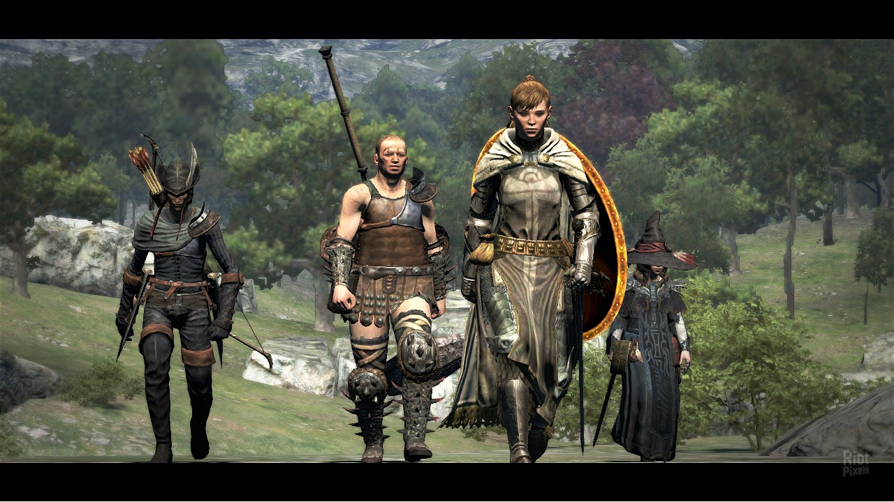 Dragon's Dogma: Dark Arisen [GOD] [2013|Rus]