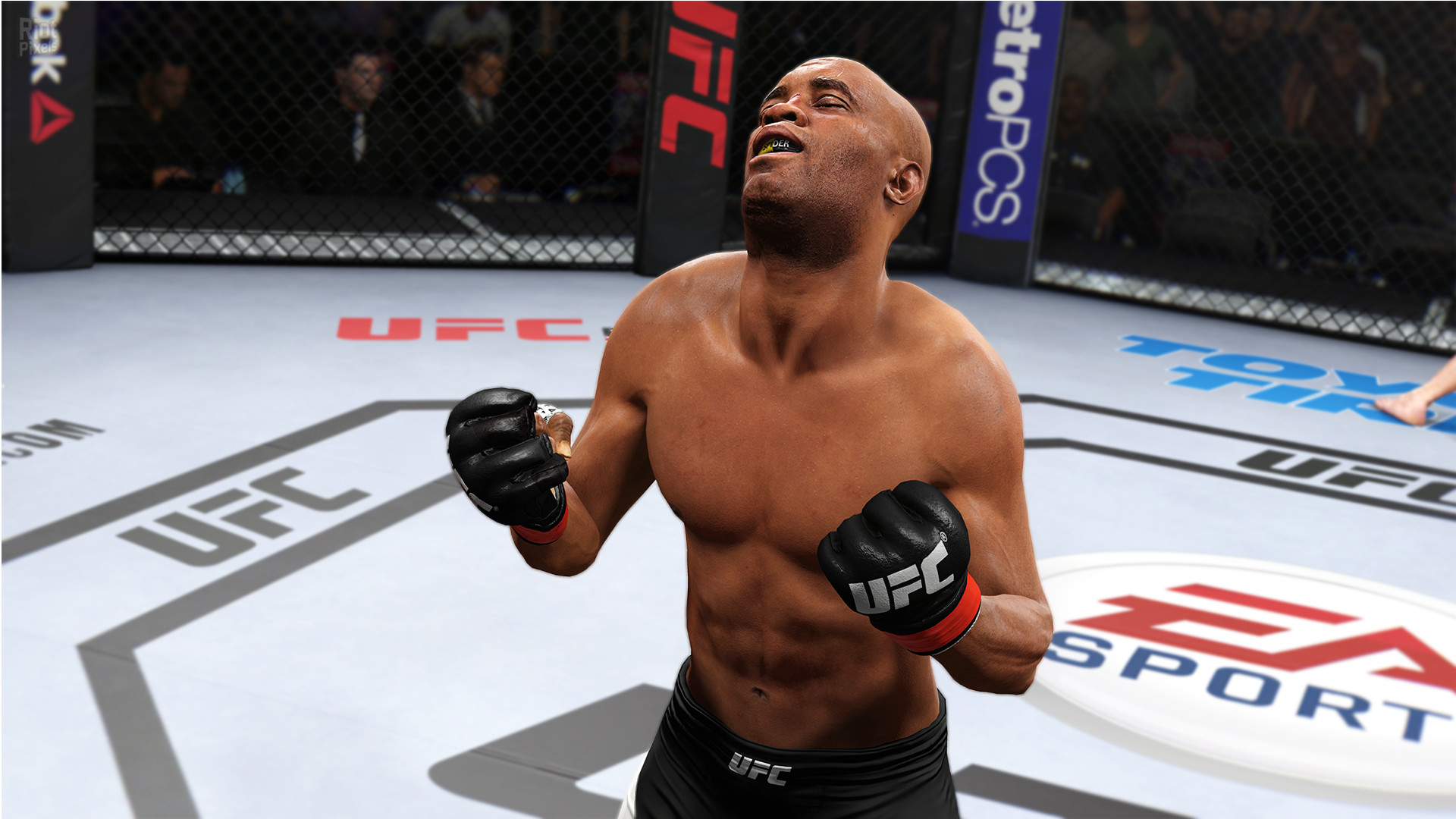EA Sports UFC 2 [USA] [2016|Eng]