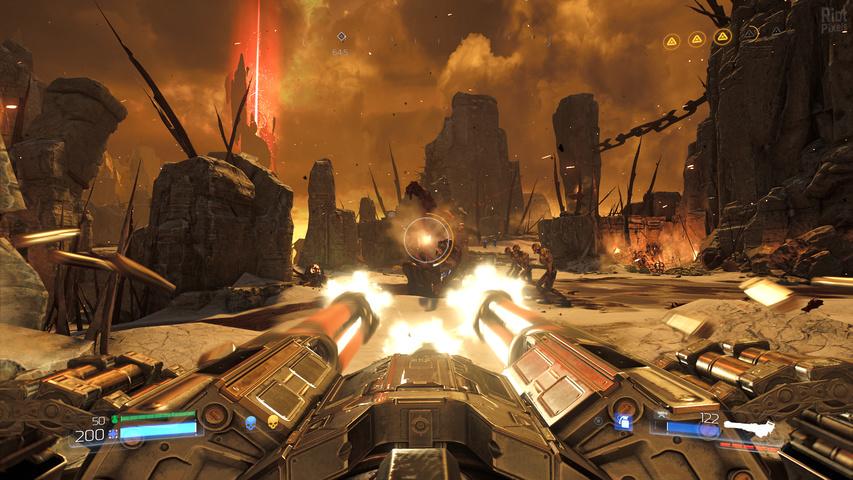 Doom рецензия на игру 3892