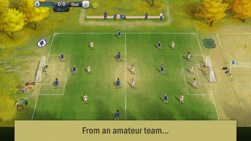 Football Tactics Glory Skrinshoty Iz Igry Na Riot Pixels Kartinki