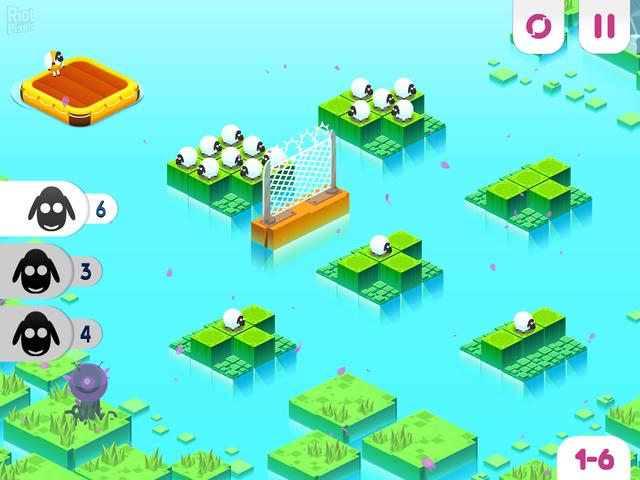 игра sheep quest