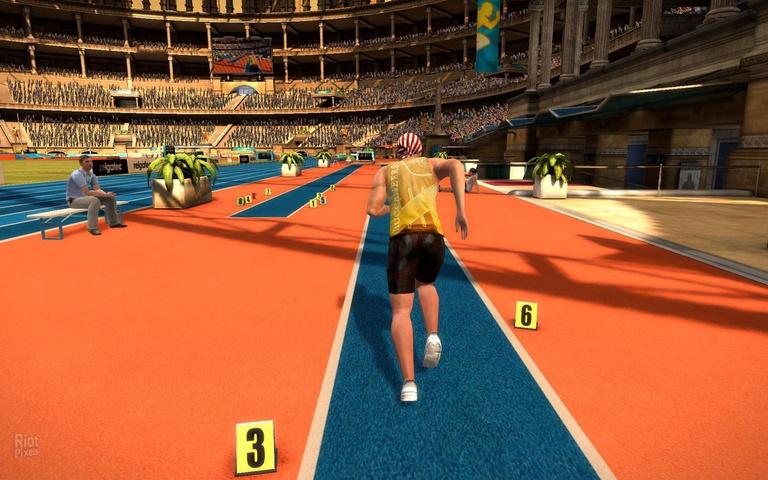 Summer Challenge: Athletics Tournament. Перейти к просмотру случайной игры