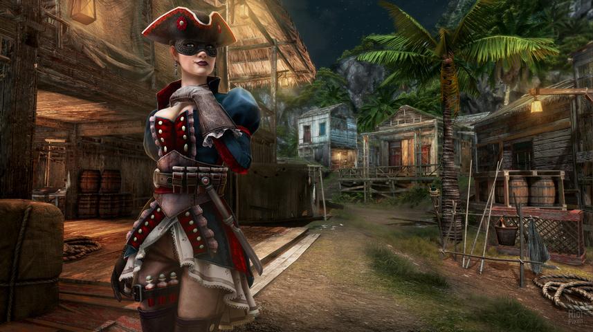 assassins creed black flag tpb pc