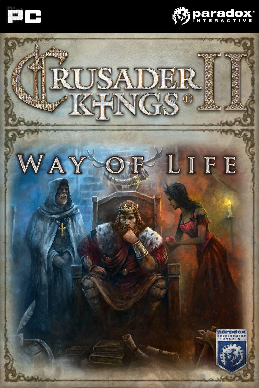 Crusader Kings Ii Windows Mac Game: Crusader Kings II Way Of Life Mega