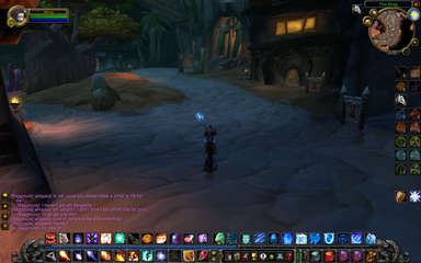 World of Warcraft - game screenshots at Riot Pixels, images