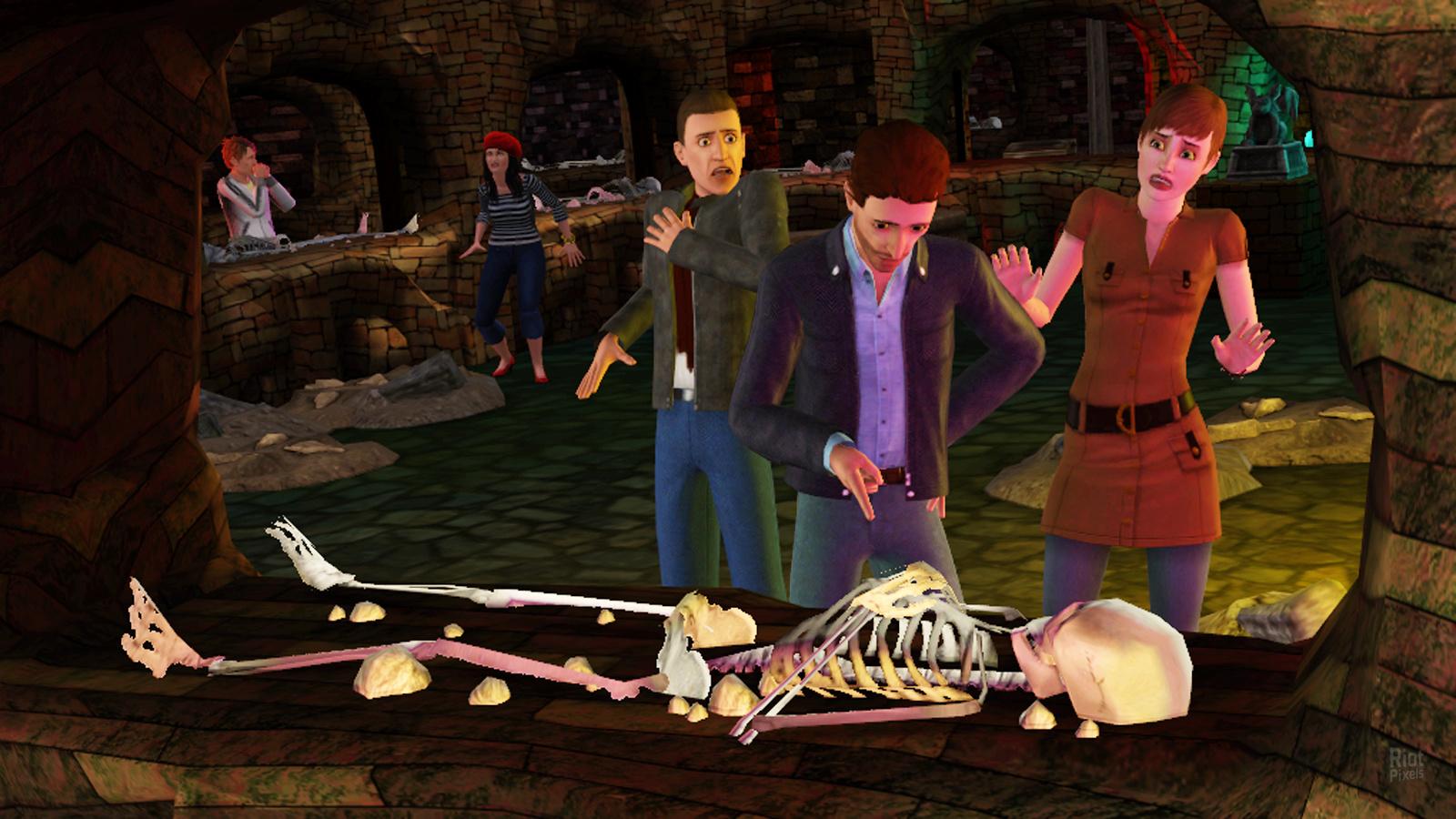Торент Бесплатно Игру The Sims 3 Мир Приключений
