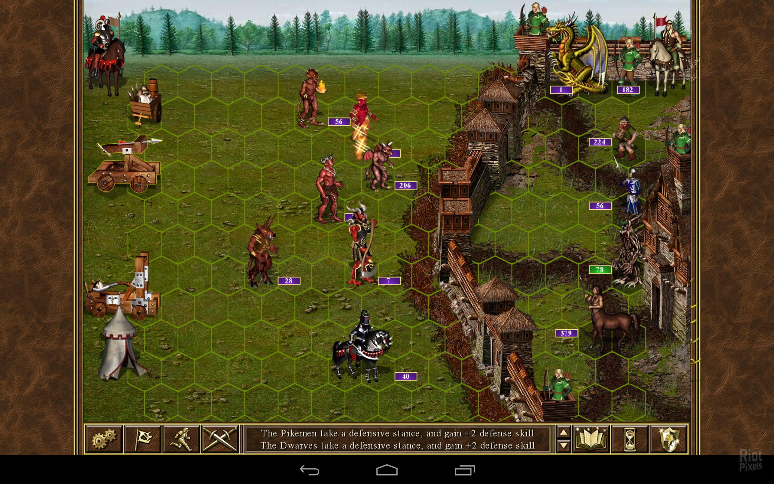 Герои Иеча И Магии Для Android