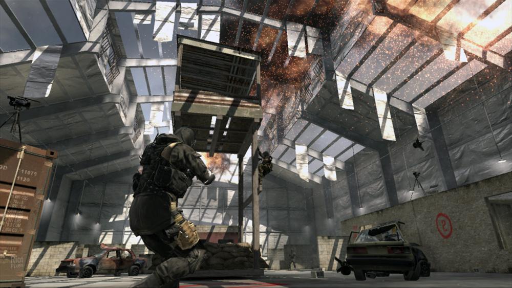 Скачать игру Call of Duty 4 Modern Warfare X360торрент.