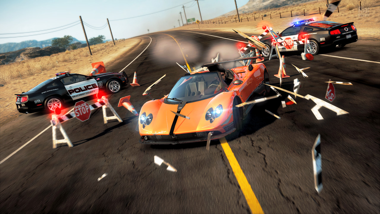 Need for Speed: Hot Pursuit v1.0.5.0s + All DLCs