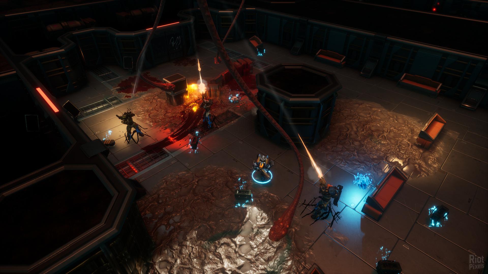 Red Solstice 2: Survivors - game screenshots at Riot Pixels, images