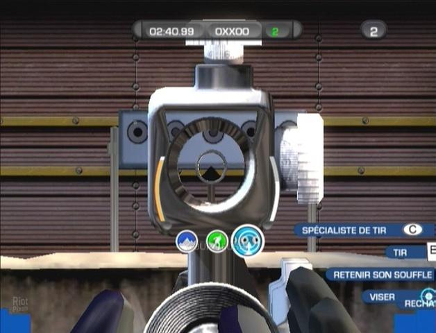 RTL Biathlon 2009 - описание игры, скриншоты.