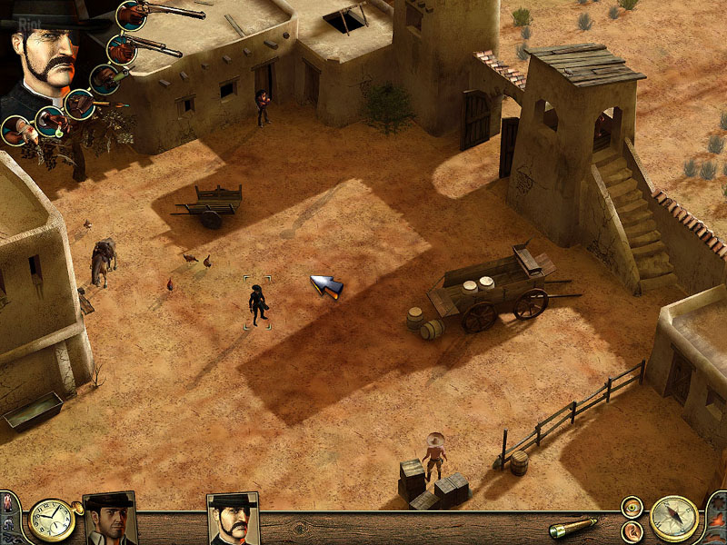 Desperados 2 Cooper S Revenge Game Screenshots At Riot Pixels Images