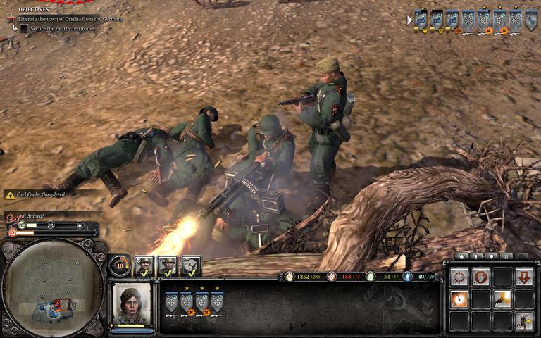 Компания героев 2 скачать игру