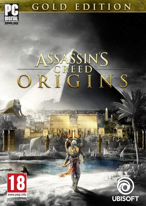 لعبة (Assassin's Creed: Origins Gold