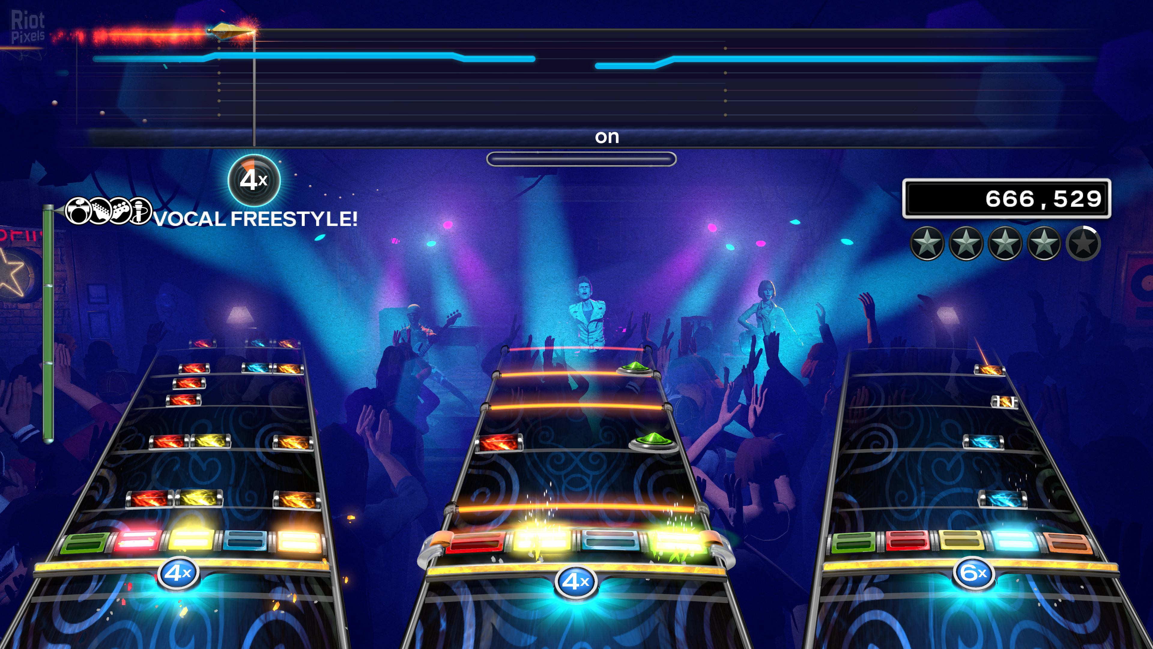Rock Band 4 [USA] [2015|Eng]