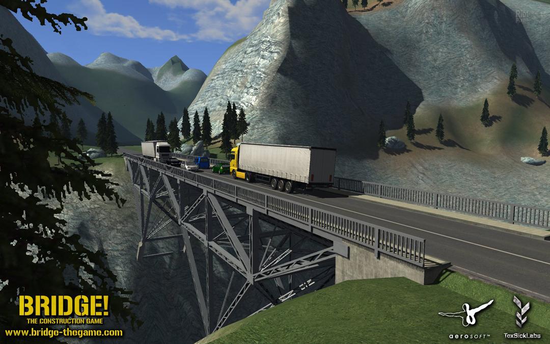Игру Постройка Мостов