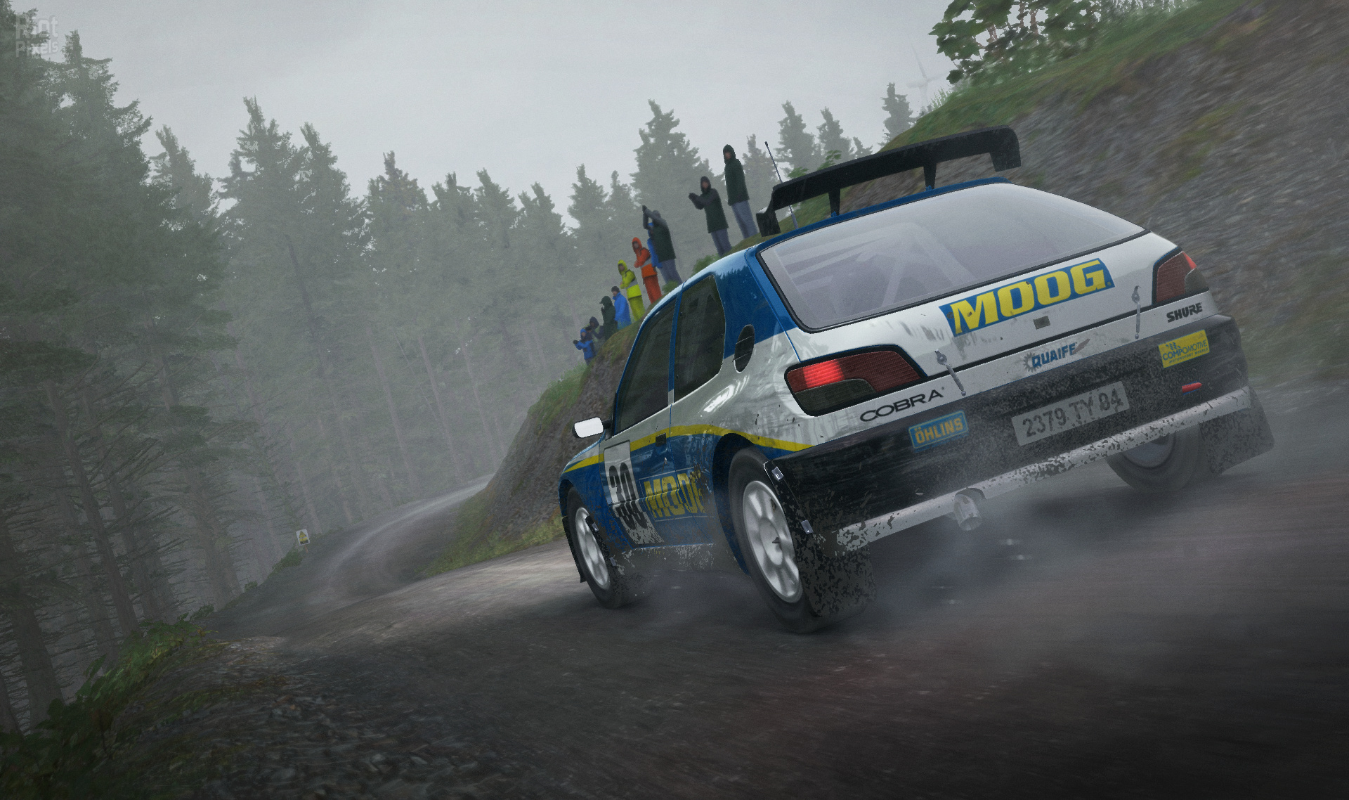 DiRT Rally Crack Only (v1.0) RUS/ENG reloaded Torrminatorr