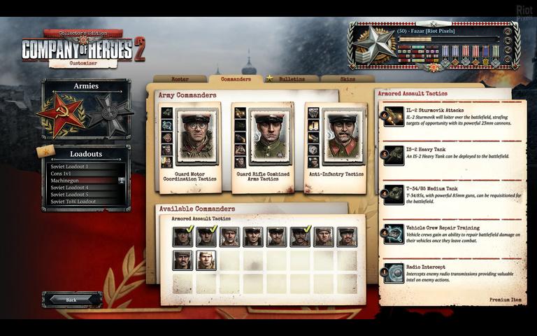 Смотреть Company of Heroes 2-Разработчики о мультиплеере- Multiplayer Devel