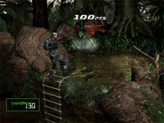 Dino Crisis 2 - game artworks at Riot Pixels