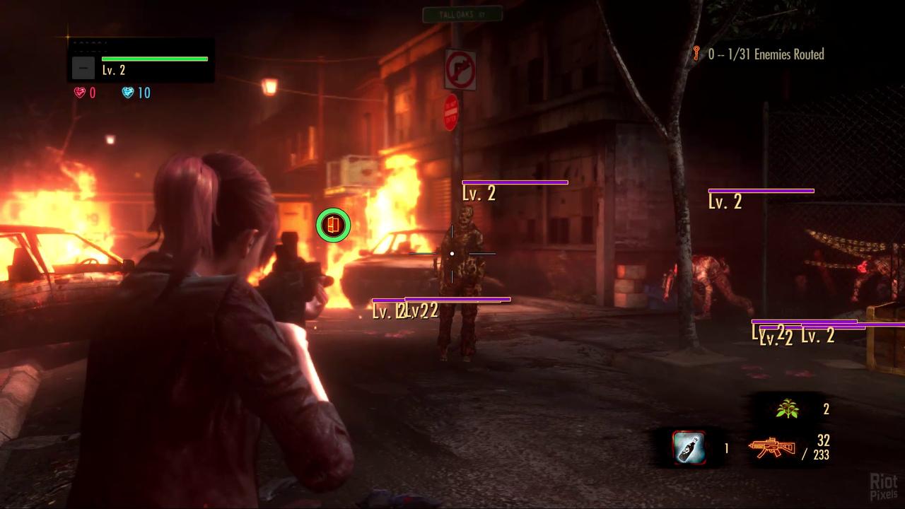 Resident Evil: Revelations 2 - скачать бесплатно торрент