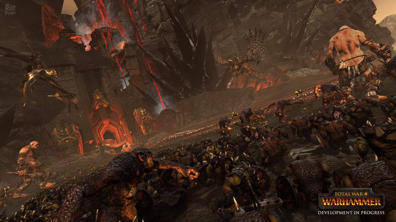 SG Total War: WARHAMMER + 12 DLC PC Games