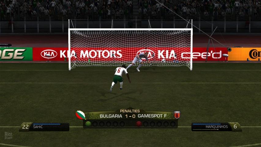 Скачать UEFA Euro 2012 (EA Sports) торрент без регистрации.