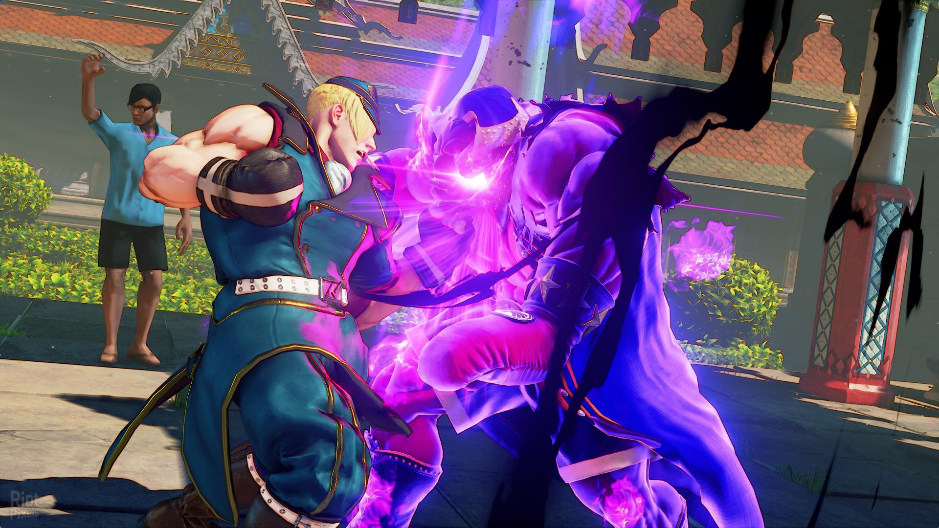 Mojblink si - Street Fighter V Arcade Edition(v3 060 15 DLCs