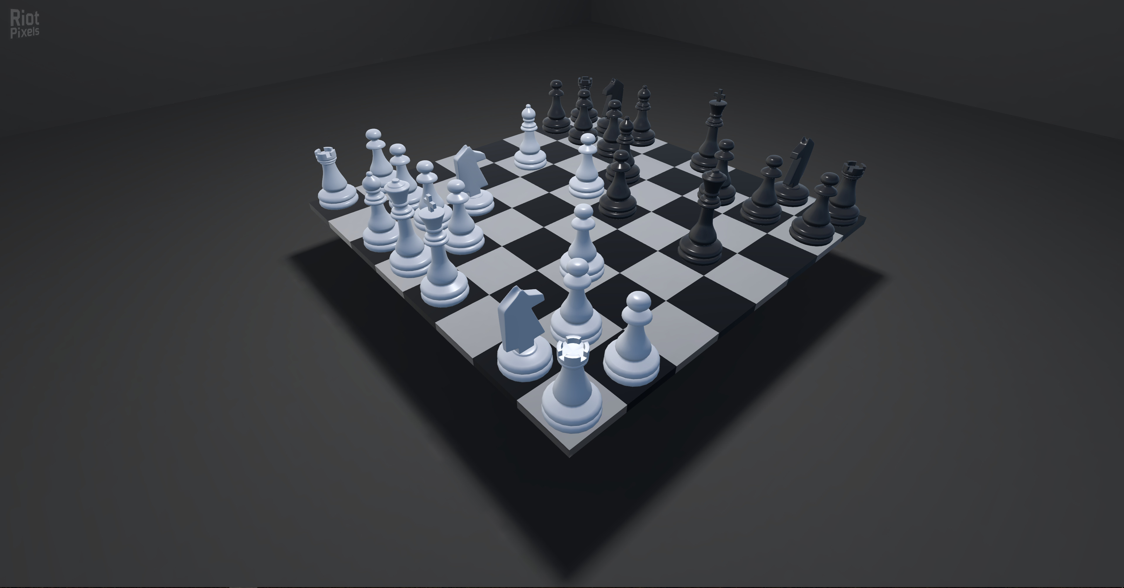 Very Real Chess - game screenshots at Riot Pixels, images