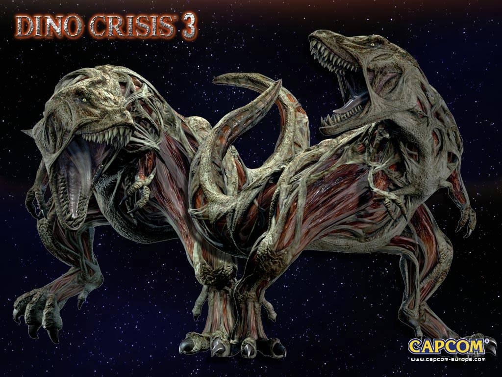 Dino Crisis 3 - game wallpaper at Riot Pixels, image
