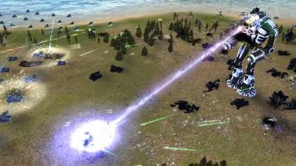 Supreme Commander: Gold Edition (v1.1.0/v1.5.3599, MULTi9)